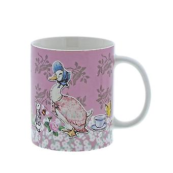 Beatrix Potter Jemima Puddle-Duck Coffee Mug
