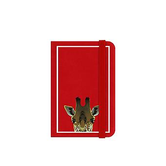 Inquisitive Creatures Giraffe Notebook