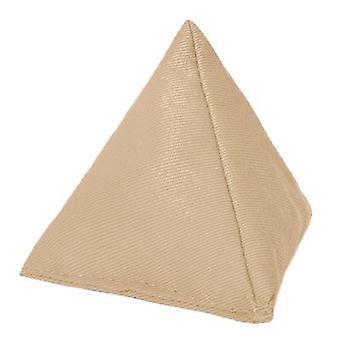 Pebble bawełny trójkątne Juggling Bean Bag na zewnątrz Play