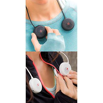 Zulu Audio Wearable Bluetooth Portable Speakers Headphones with Locking Magnets