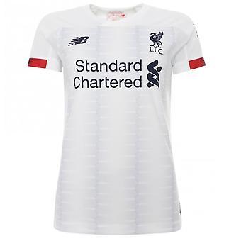 2019-2020 Liverpool away doamnelor tricou de fotbal