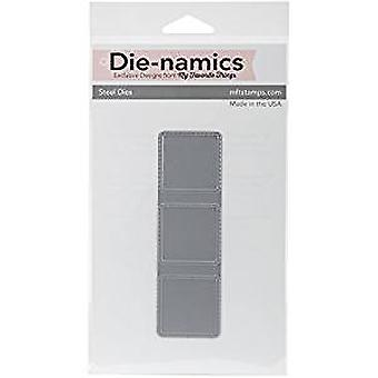 My Favorite Things Die-namics Stitched Interactive Window Trio (MFT-741)