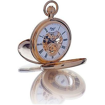 Rapport London pocket watch Mechanical Double opening Half Hunter PW48