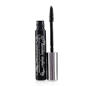 Kiss Me Heroine Make Volume And Curl Mascara Super Waterproof - # 01 Black - 6g/0.21oz
