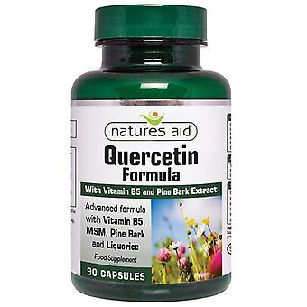 Nature's Aid Quercetin Formula Capsules 90 (128330)