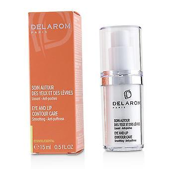 DELAROM Eye And Lip Contour Care 15ml/0.5oz