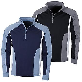 Callaway Mens 2020 Golf LS Performance 1/4 Zip Sweater