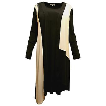 PERSONAL CHOICE Personal Choice Black And Stone Dress Set 198