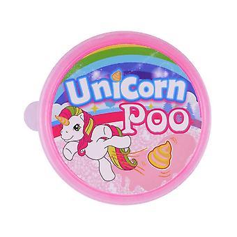 Unicorn slime Unicorn Poo