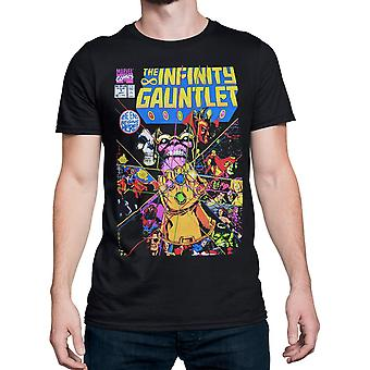 The Infinity Gauntlet #1 Comic Cover Men-apos;s T-Shirt