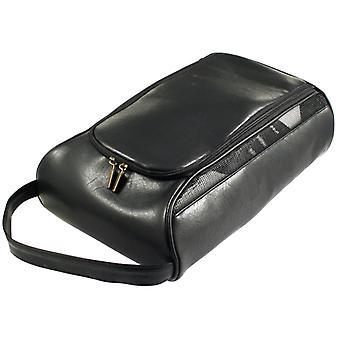 Bolso de zapatos de golf Leatherette