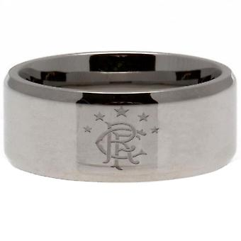 Rangers FC Small Band Ring
