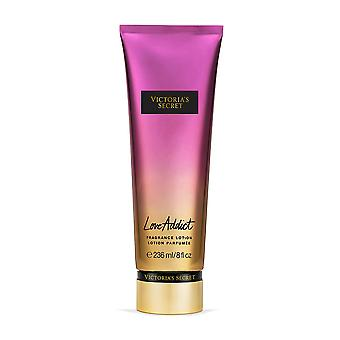 Victoria's Secret Love Addict Fragrance Lotion 8 oz / 236 ml