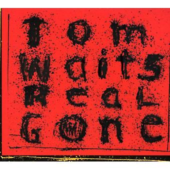 Tom Waits - Real Gone [CD] USA import