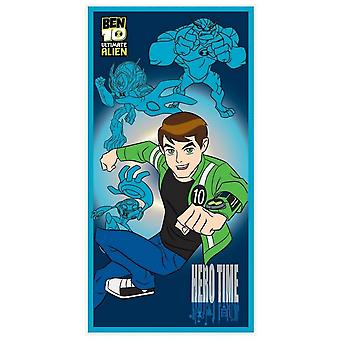 Ben 10 Hero Time Towel