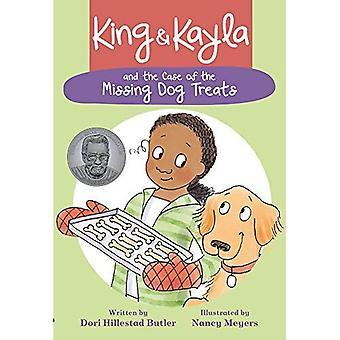 King & Kayla and the Case� of the Missing Dog Treats� (King & Kayla)