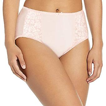Bali Women's Essentials Double Support Hi-Cut,, Blushing Pink, Size 10.0