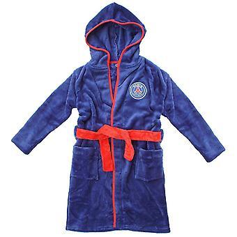 Paris Saint Germain Kids Bathrobe/Dressing Gown