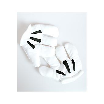 Dessin animé gros gants gants Mickey