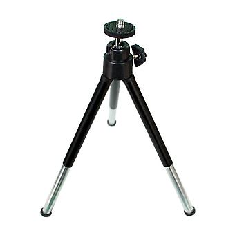 Salange Universal Mini Aluminum Tripod Tripod Selfie Stick for Smartphones and Tablets