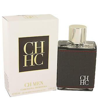 Ch carolina herrera eau de toilette spray door carolina herrera 466052 100 ml