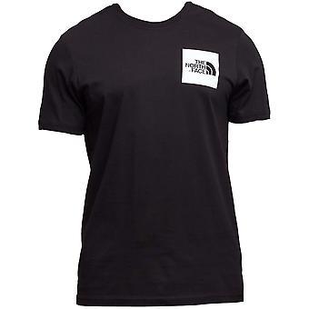הפנים הצפון בסדר Tee NF00CEQ5JK31 לגברים בקיץ אוניברסלי t-חולצת