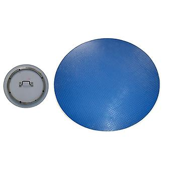 """Groom Professional Circular Turn Table with Non-Slip Rubber Top, 36"""""""