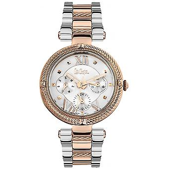 Shows Lee Cooper-LC06512-520 - steel two-tone money Dor Rose wife