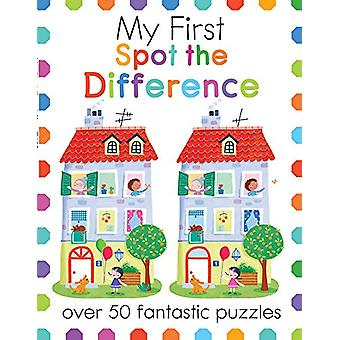My First Spot the Difference - Over 50 Fantastic Puzzles by Joe Potter