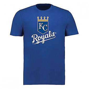 Fanatics Mlb Kansas City Royals Primary Logo T-shirt