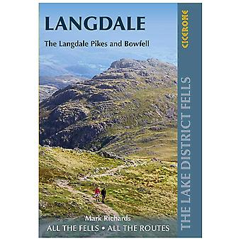 Cicerone Blue Walking The Lake District Fells Langdale