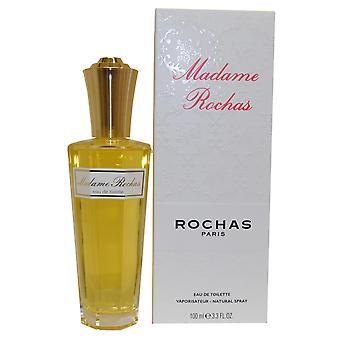 Madame Rochas Eau de Toilette Spray 100ml