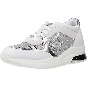 Liu-jo Sport / Tx032 Maxi Alexa Sneakers - Running B Kleur Wit