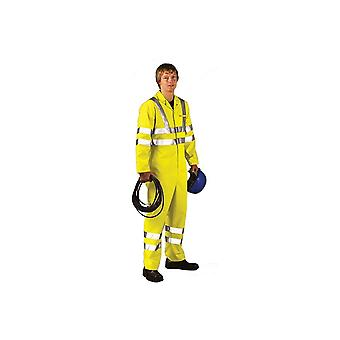 Portwest hi-vis Poly-Baumwoll-Coverall e042