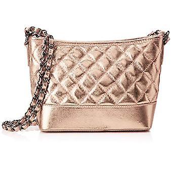 Chicca Bags 8816 Women's shoulder bag Rosa 26x18x10 cm (W x H x L)