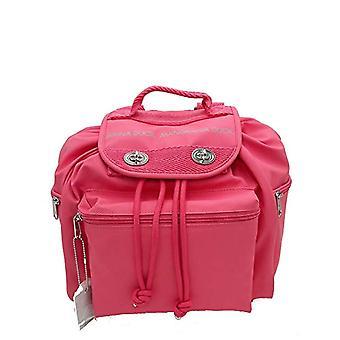 Mandarin duck Utility Pink Women's Backpack (Hot Pink) 18x35x31 cm (W x H x L)