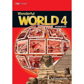 Ihana World 4 -työkirja kirjoittanut Jennifer Heath