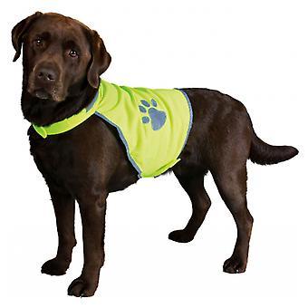 Trixie Chaleco de seguridad reflectante perros, L (Dogs , Dog Clothes , Waistcoats)