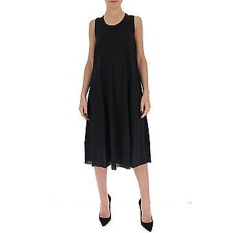 Gentry Portofino D549jeg0009 Women's Black Nylon Dress