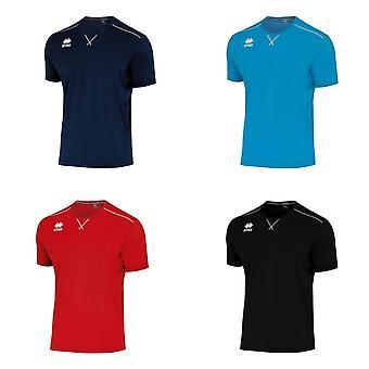 Errea Unisex Short Sleeve Everton Football Shirt