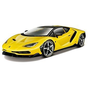 Maisto 1:18 Lamborghini Centenario Exclusive Edition Gelb