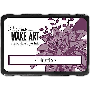 Wendy Vecchi Make Art Dye Ink Pads - Thistle