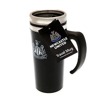 Newcastle United FC fútbol aluminio taza