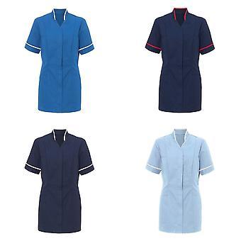 Alexandra Womens Mandarin Collar Tunic / Health Beauty / Medical Workwear