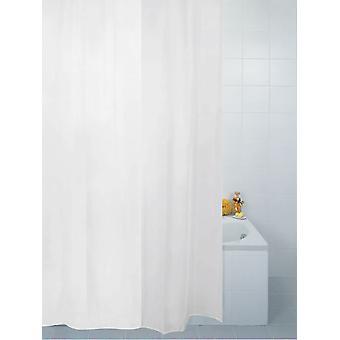 וילון מקלחת פוליאסטר רגיל וניל 180 x 180 ס מ