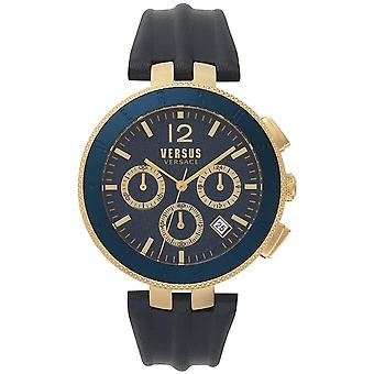 Versus Versace VSP762218 Men's Logo Chronograph Wristwatch
