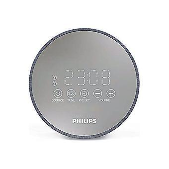 Clock-Radio Philips TADR402/12 FM Gris