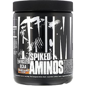 Universal Nutrition Animal Spiked Aminos - 30 Porciones - Mango Naranja