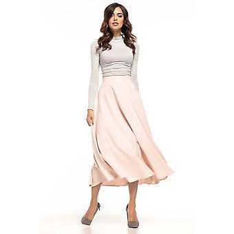 Ανοιχτό ροζ tessita φούστες