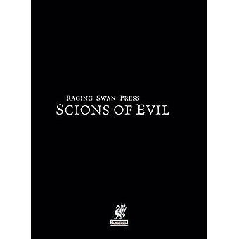 Raging Swans Scions of Evil by Broadhurst & Creighton